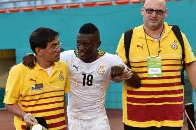 Ghana forced to wait on Waris