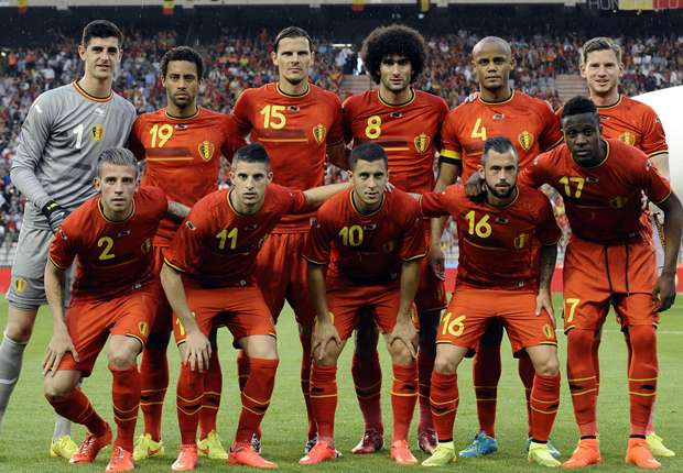 'Some young players have fear' - Belgium's stars get to grips with World Cup expectations