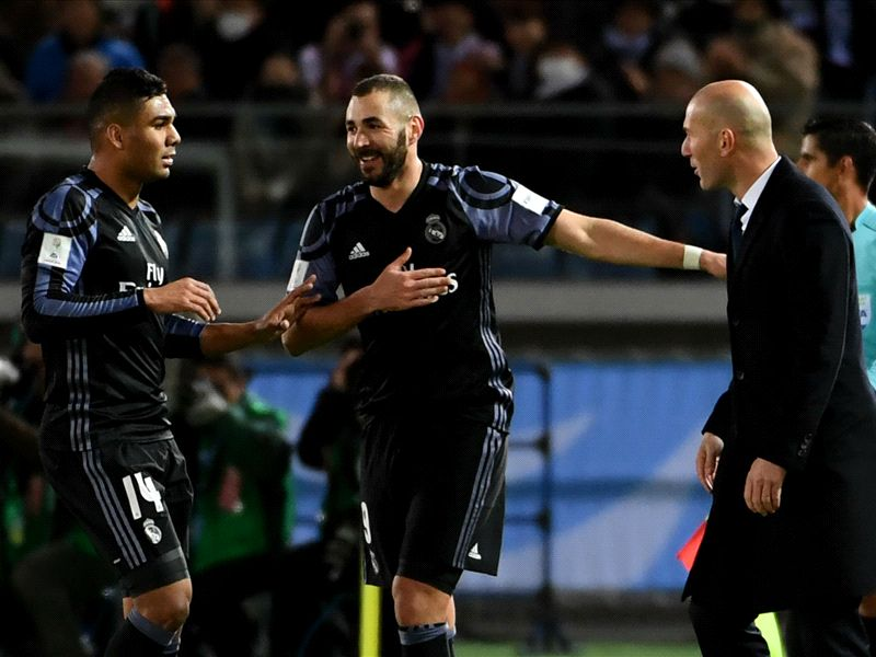 LIVE: Real Madrid vs Kashima Antlers