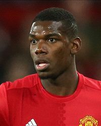 Paul Pogba, France International