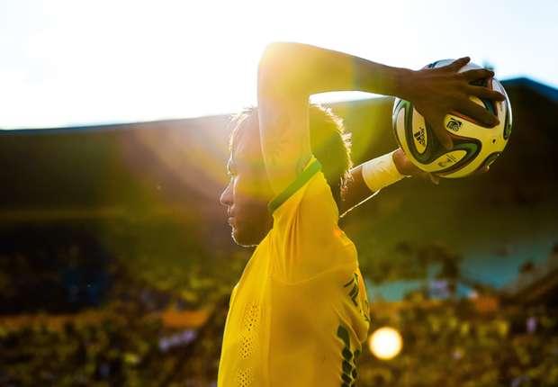 Neymar soll Brasilien zum Titel führen