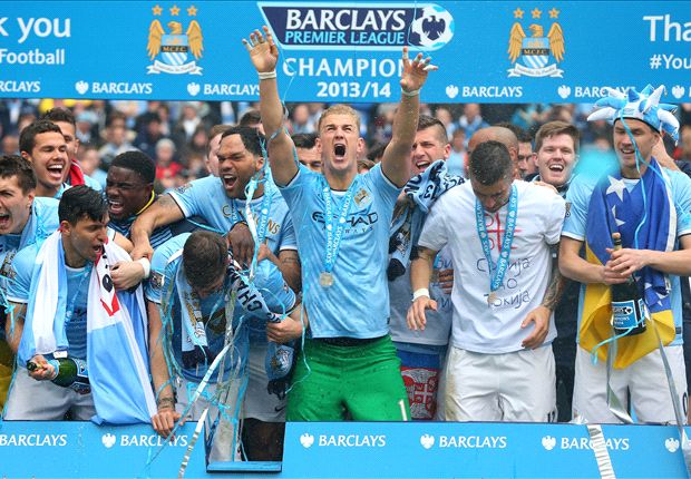 Hart: Manchester City a Premier League 'superpower'