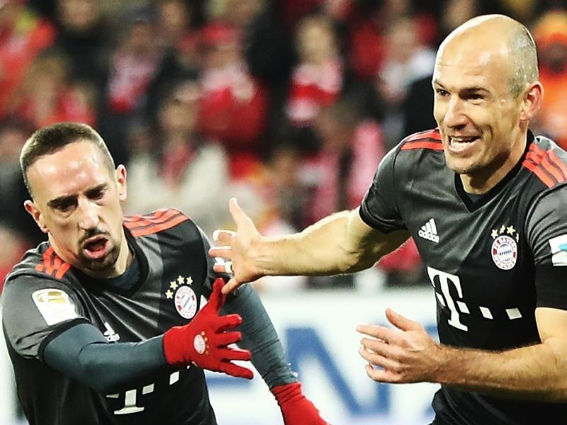 """Bayern, Matthaus : """"Ribéry et Robben sont irremplaçables"""""""