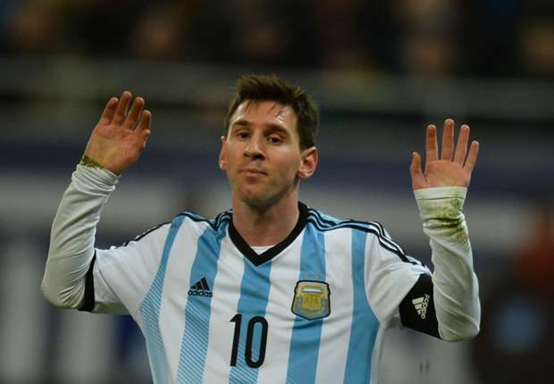 Leo de Janeiro? Messi must make this World Cup his own