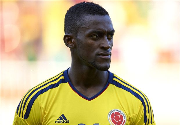 Heat will favour Colombia against Japan - Jackson Martinez