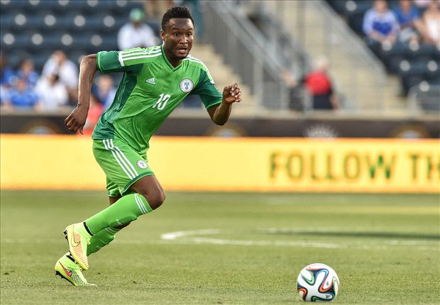 Mikel: Netherlands showed Nigeria anything is possible