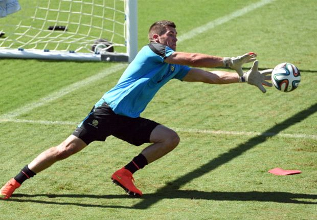 Meet Australia's goalkeeping prodigy Mathew Ryan