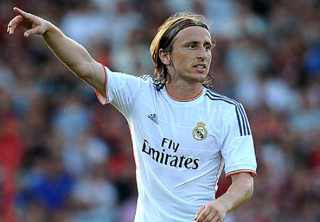 Modric: Kroos & James show ambition