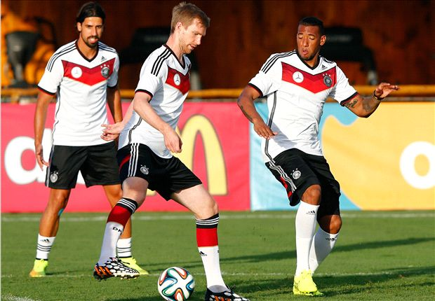Khedira: Germany sprit must be as strong as Real Madrid's