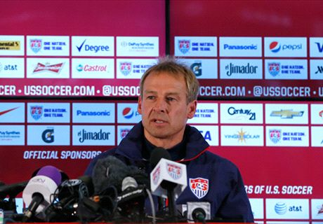 Klinsmann: Expectations high for USA