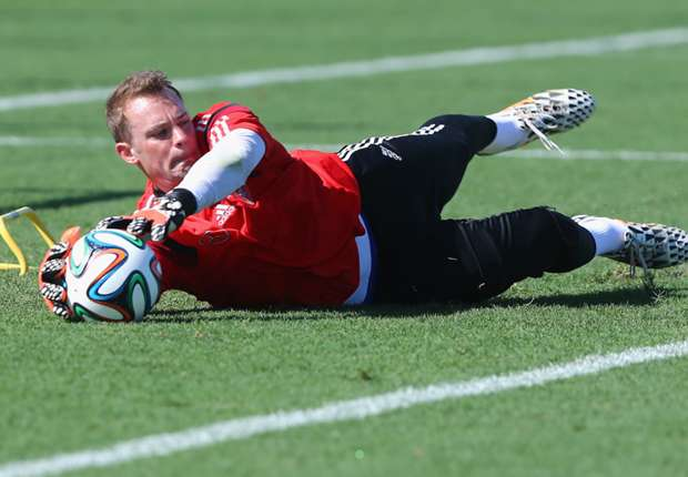 Neuer: I'm fit to face Portugal