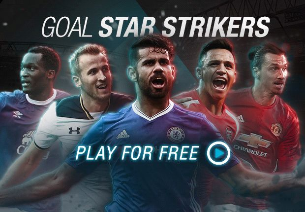 Win prizes with Goal Star Strikers