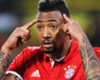 Boateng ruled out for Darmstadt clash