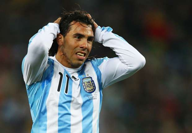 Tevez is better than Messi and Higuain - wife