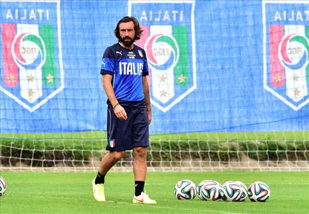 The Dossier: Shackling Pirlo key for England in avoiding Euro 2012 repeat