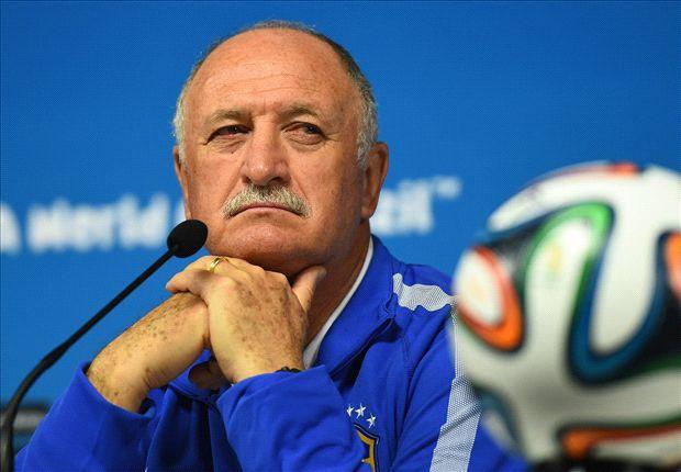 Brazil are at 80% ahead of Chile clash - Scolari