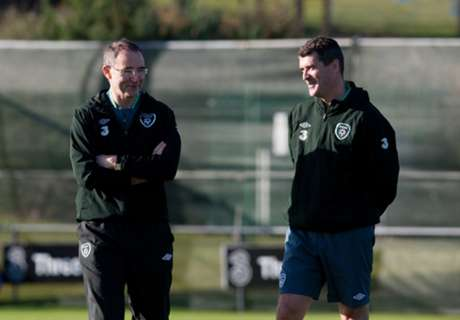 O'Neill delighted with Keane decision