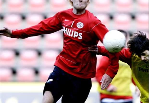 Liverpool plotting a £5m move for PSV Eindhoven striker Ola Toivonen - report