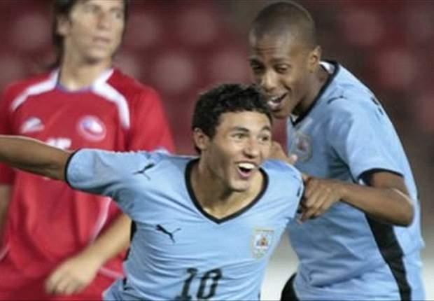 Uruguay: Abel Hernández se lesiona y será baja ante Argentina