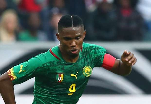 Eto'o can inspire Cameroon to victory - Enoh