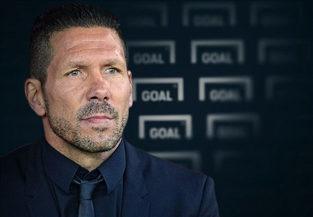 Diego Simeone signs for Goal