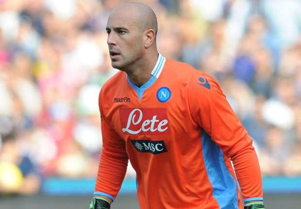 Benitez: Napoli can't afford Reina