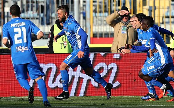 Mchedlidze 2, Cagliari 0: colpaccio Empoli