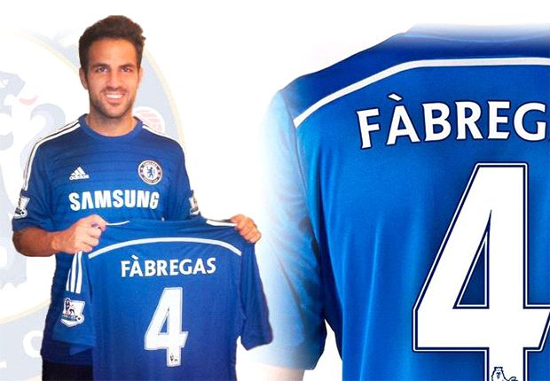 Signing of the summer? Fabregas & Chelsea are the perfect match