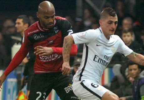 Ratings: PSG falter away from home