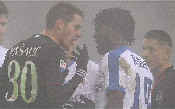 Tanta nebbia, niente goal: il Milan stecca