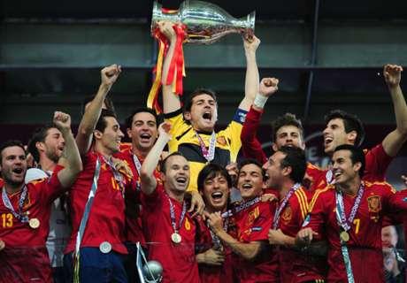 UEFA cria a Liga das Nações