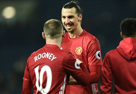 Ibrahimovic demands respect for Rooney
