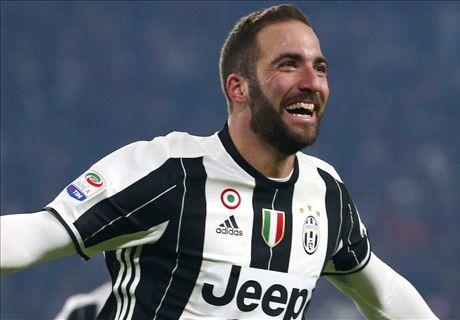 LIVE: Juventus vs Genoa