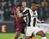 Alex Sandro desfalca a Juventus por até três semanas