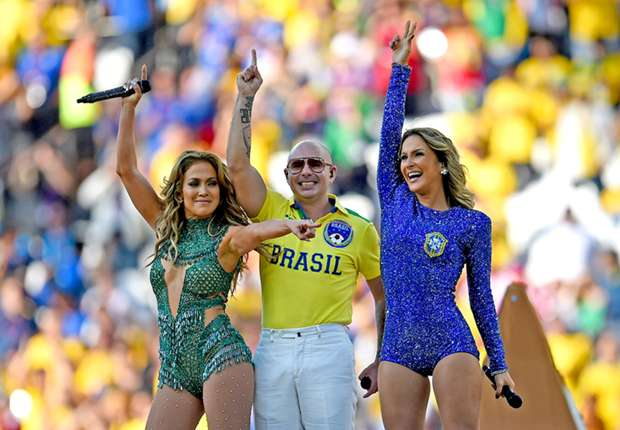 FOKUS: Sejak Hari Pertama, Piala Dunia 2014 Sudah Istimewa