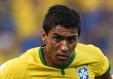 Zico: Paulinho is Brazil's weak link