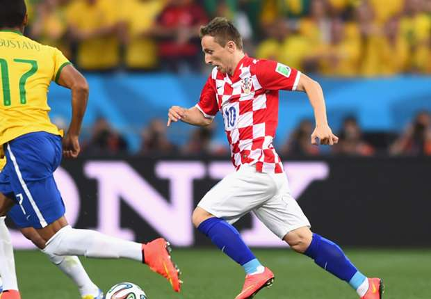 Croatia midfielder Modric '100 per cent fit' for Cameroon clash