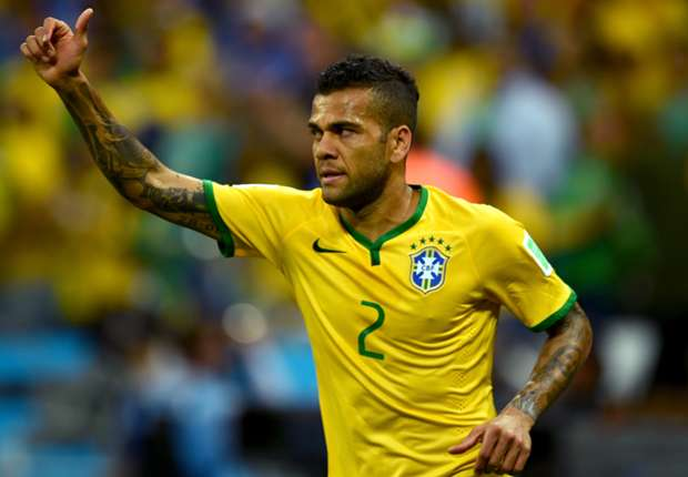 Dani Alves: Brazil don't care who we play