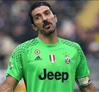 BUFFON: Earns 200th Serie A clean sheet