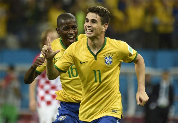 Oscar delighted to silence critics at World Cup