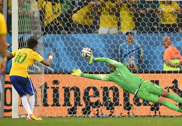 'Brazil without Neymar are very ordinary'