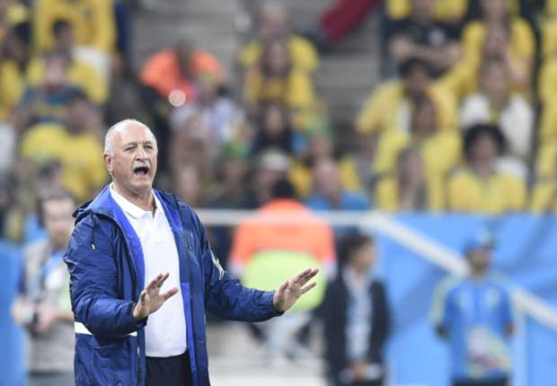 Scolari upbeat over 'improved' Brazil