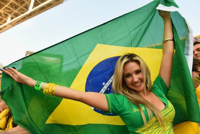 GALERI: Warna-Warni Piala Dunia 2014