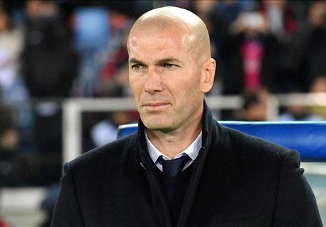 Zidane is megszólalt a Barca kríziséről