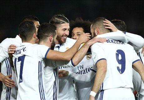 El Real Madrid, campeón de invierno