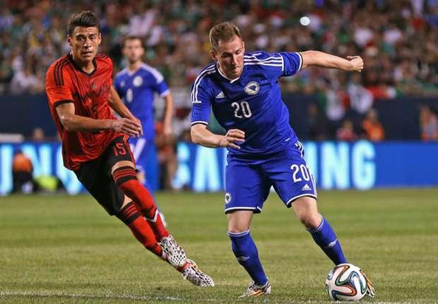 WM-Teilnehmer Izet Hajrovic wechselte von Istanbul nach Bremen