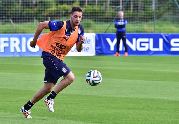 Italy defender De Sciglio ruled out of England clash