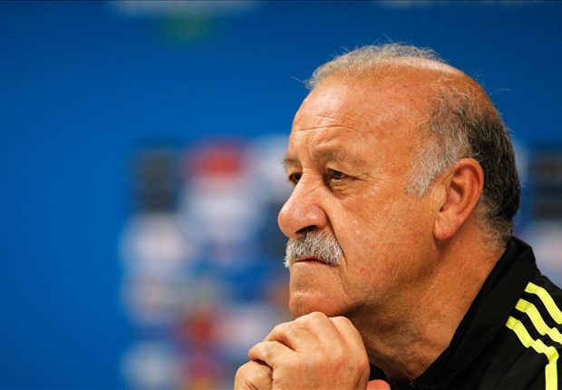 Del Bosque: We were complacent against Netherlands