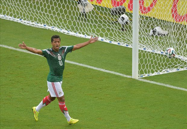 Player Spotlight: Dos Santos finally stepping up for Mexico