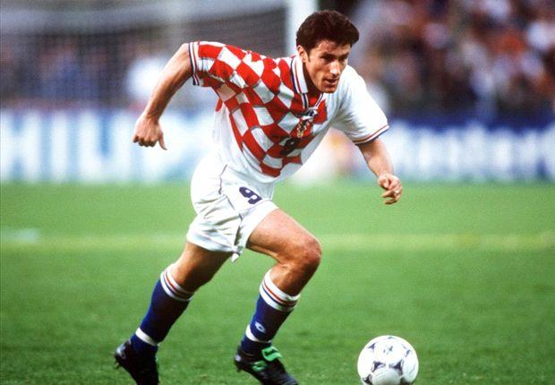 Šuker es el mayor goleador de la historia del fútbol croata.